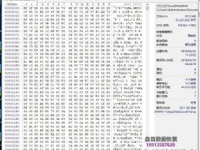 ESERVE后缀名的比特币勒索病毒加密某医院MS SQL2012数据库数据恢复成功