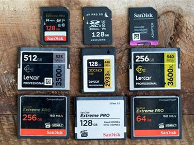 U盘&存储卡芯片级数据恢复