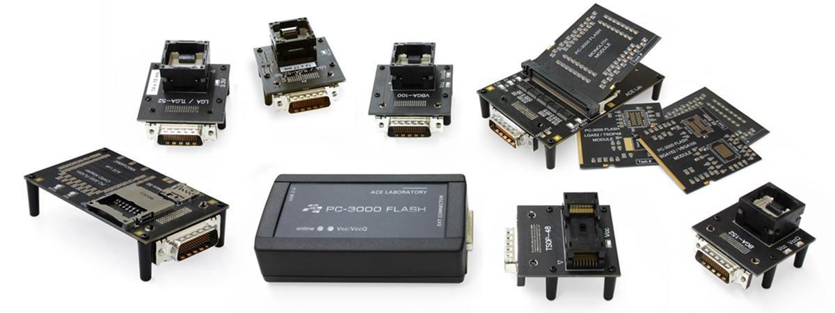 PC3000 Flash&FE
