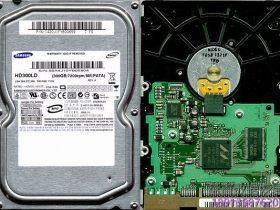 PC3000 for HDD. Samsung三星硬盘热交换完全的数据访问