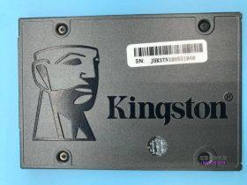 固态硬盘变成satafirm s11金士顿SA400S37固态硬盘主控型号为CP33238B(PS3111)数据完美恢复