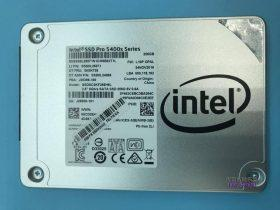 INTEL英特尔SSDSC2KF256H6L 固态硬盘掉盘无法识别数据恢复成功