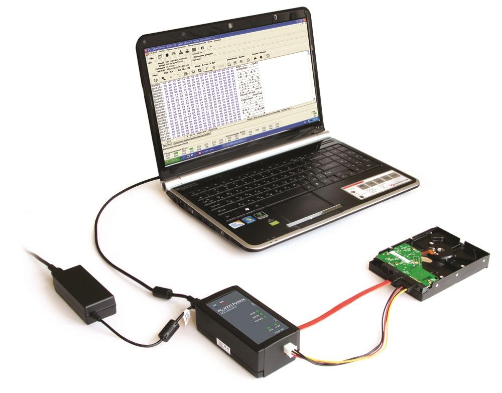 PC-3000 Portable便携式数据恢复设备