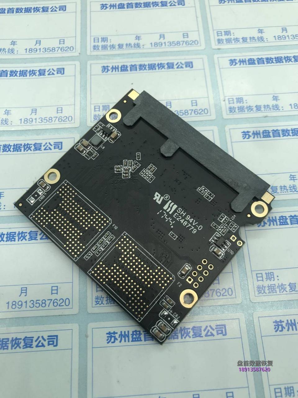 SM2258XT主控的SSD掉盘无法识别二次恢复成功