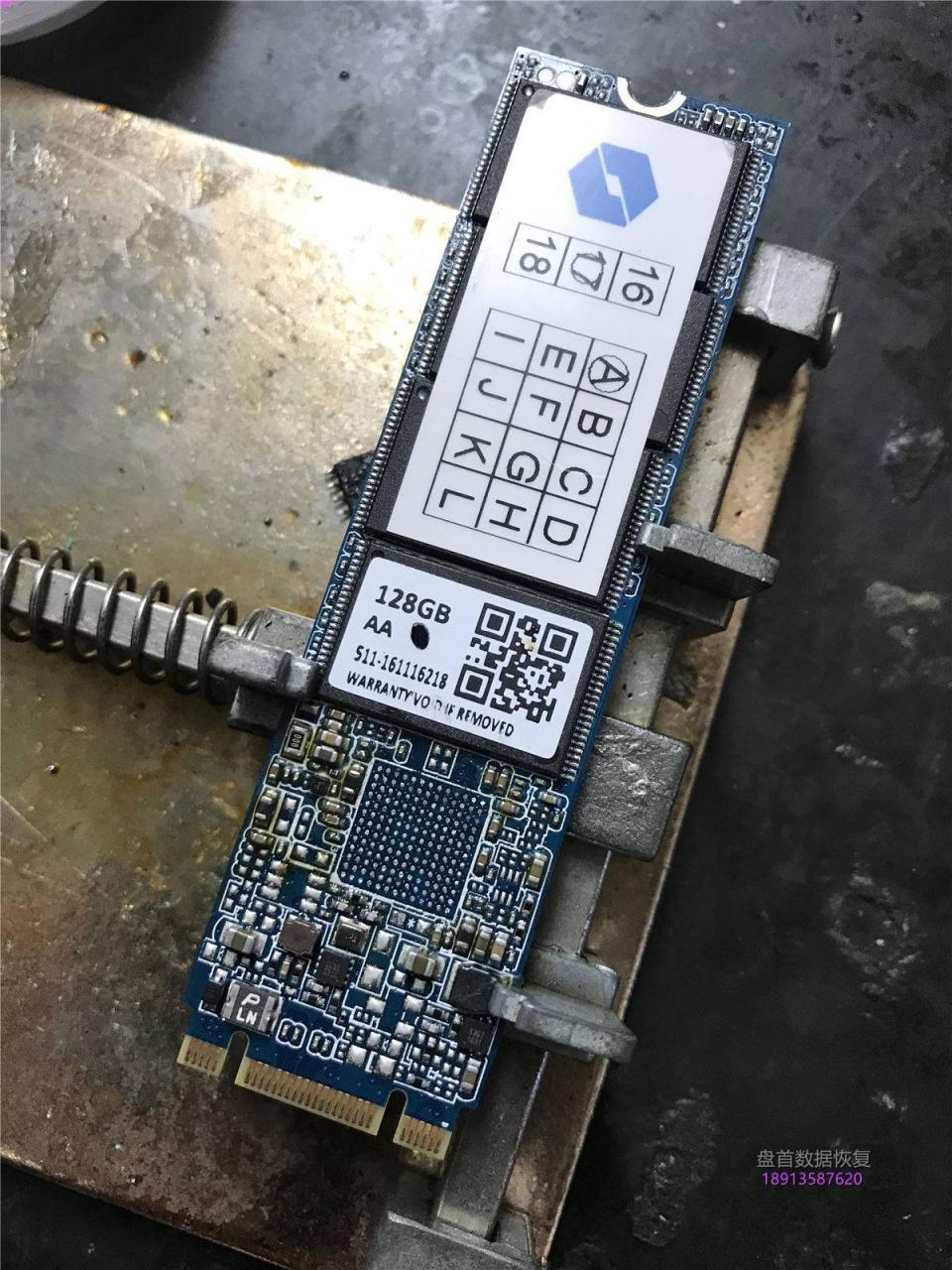 电脑进水导致PHISON固态硬盘PS3111主控损坏二次恢复成功