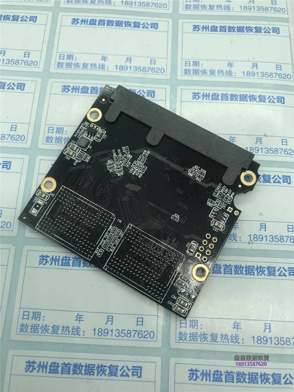 SM2258XT七彩虹160G SSD数据恢复成功