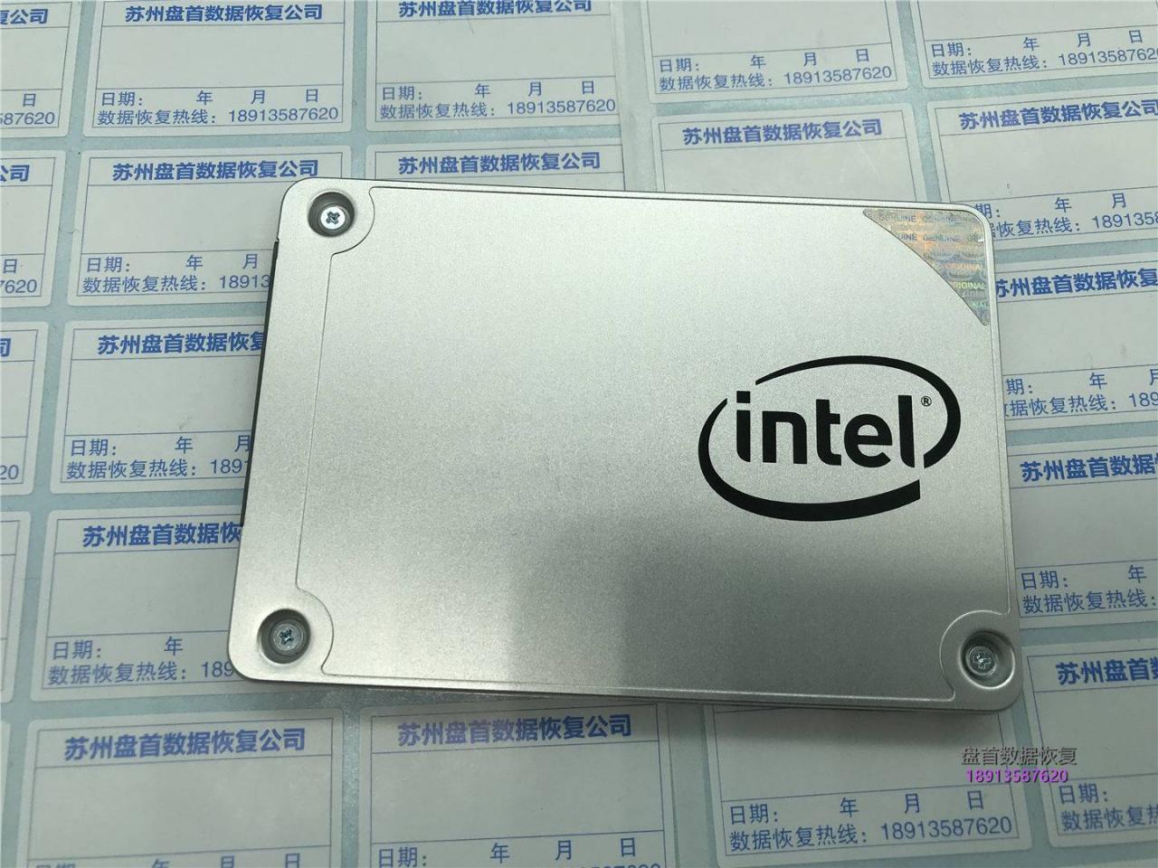 成功恢复无法识别的INTEL英特尔SSDSC2KW120H6数据完美恢复