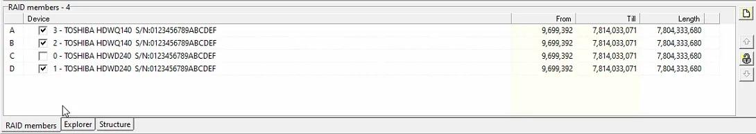 PC-3000 Data Extractor RAID版从BtrFS文件系统恢复数据的智能简便方法